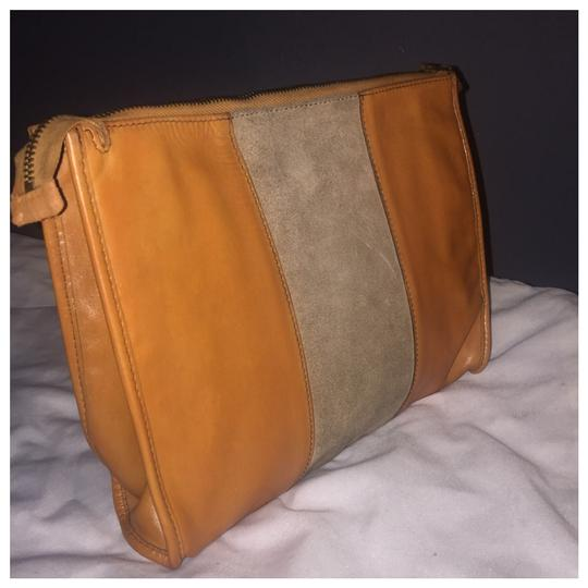 Dior Authentic Vintage Christian Dior Brown Clutch Leather Image 5