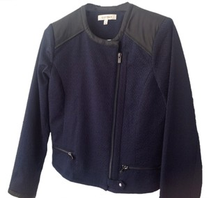 Ellen Tracy Blue/black Blazer