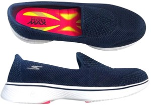 Skechers Navy White Athletic