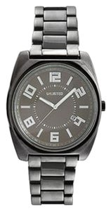 Unlisted by Kenneth Cole UL1166 Men's Grey Bracelet Witch Grey Analog Dial Genuine Watch