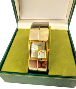 Anne Klein Anne klein swiss movement gold bangle watch