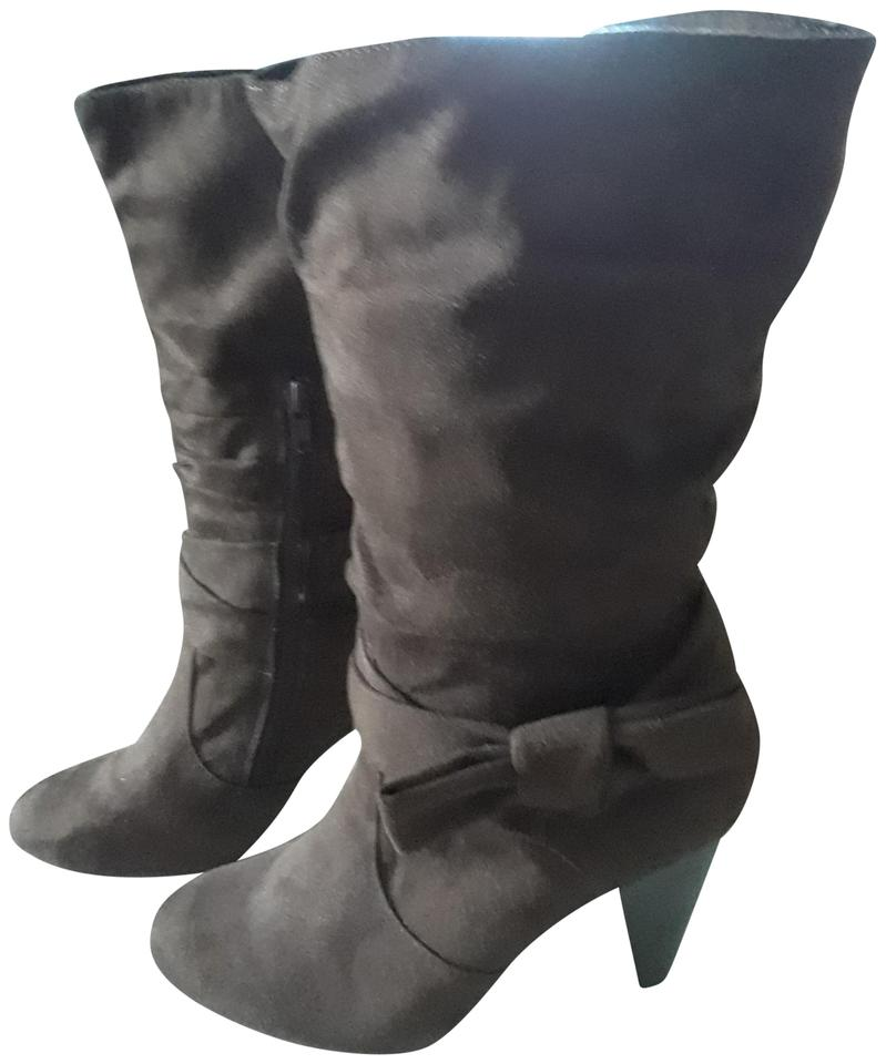 0467ad4bc052 Apt. 9 Brown Dede 400902501962 Boots Booties Size US 9.5 Regular (M ...