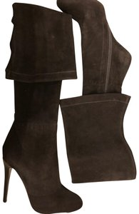 59fec53077a Jimmy Choo Over the Knee Boots - Up to 70% off at Tradesy