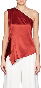 Narciso Rodriguez Top Red