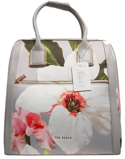 663cff3e68394 ... Ted Baker Mid Grey Travel Bag ... factory outlets 4f9c3 a3f26  Ted Baker  London Bags - Ted Baker Ordina Chatsworth Bloom ...