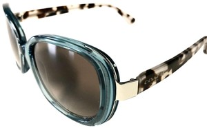 Coach Coach Sunglasses Crystal Teal/Tortoise 56mm with Case