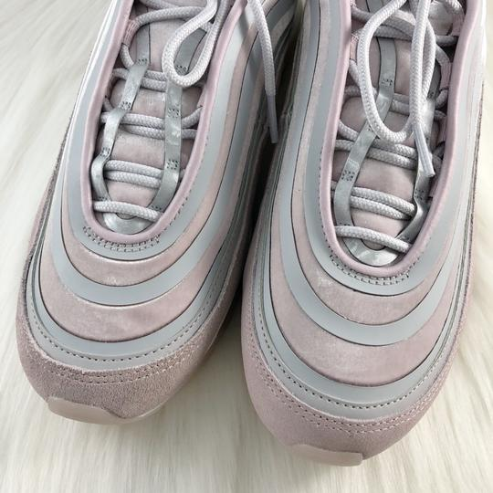 Nike Pink Women's Air Max 97 Ultra '17 Soft Knit Textured Upper For Comfort and Premium Good Looks. StyleColor: Sneakers Size US 11 Narrow (Aa, N)