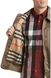 Burberry Mens Trench Warmer Raincoat