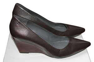 Calvin Klein Brown Wedges