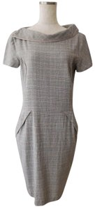 Byblos short dress Grey on Tradesy