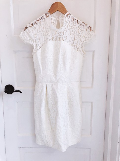 Keepsake the Label Bride Run World Shower Lace Dress