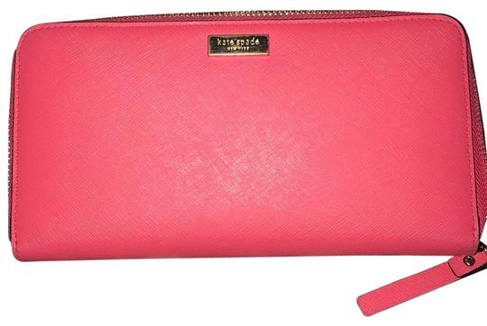 Preload https://img-static.tradesy.com/item/24106057/kate-spade-pink-discontinued-wallet-0-1-540-540.jpg