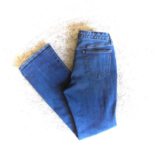 Old Navy Dreamer Wash Boot Cut Jeans-Medium Wash
