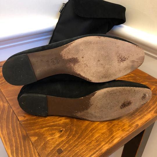Tory Burch Suede Leather black Boots