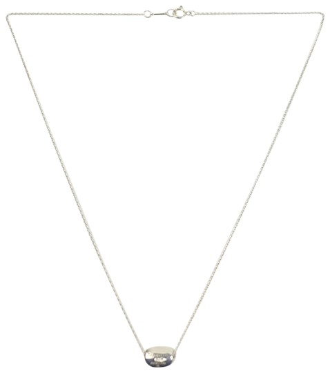 Preload https://img-static.tradesy.com/item/24106145/tiffany-and-co-sterling-silver-elsa-peretti-bean-my-necklace-0-1-540-540.jpg
