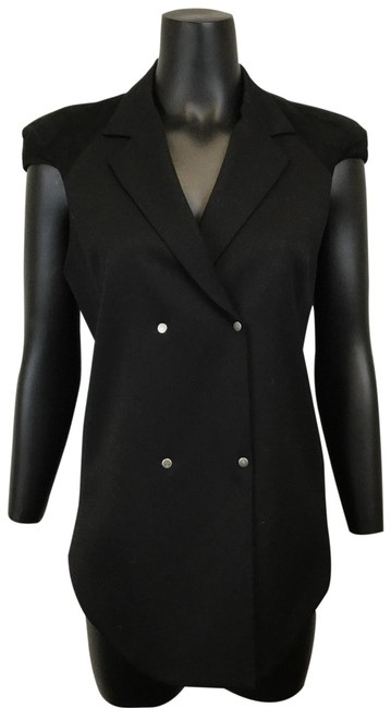Preload https://img-static.tradesy.com/item/24106148/helmut-lang-black-sleeveless-blazer-size-8-m-0-1-650-650.jpg