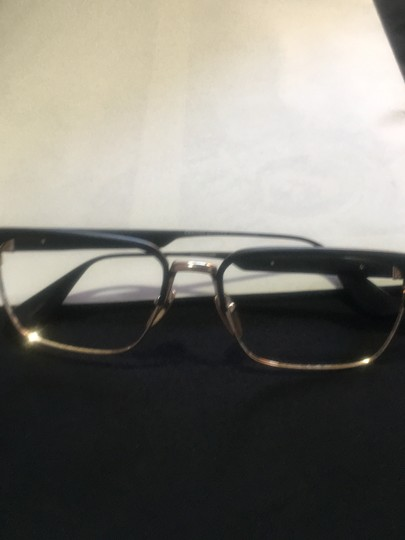 Chrome Hearts new instapound Instapound MBK/gp-up eyeglasses 18k gold and carbon fiber
