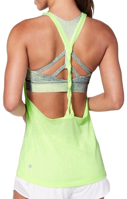 Preload https://img-static.tradesy.com/item/24106269/lululemon-heathered-clear-mint-twist-and-activewear-top-size-8-m-0-1-650-650.jpg