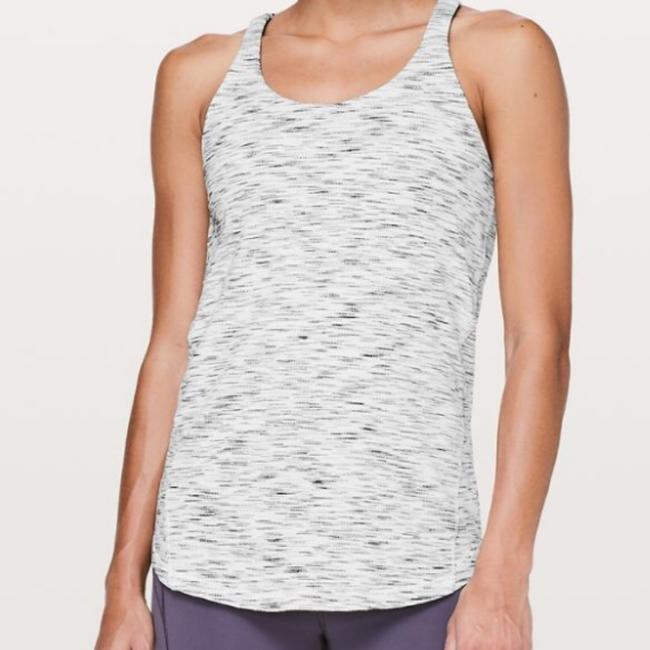 Lululemon NWT Lululemon Movement to movement 2 in 1 tank tiger space dye 8
