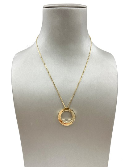 Cartier LOVE NECKLACE YELLOW GOLD