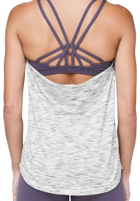 Preload https://img-static.tradesy.com/item/24106392/lululemon-tiger-space-dye-moment-to-movement-2-in-1-activewear-top-size-10-m-0-1-650-650.jpg