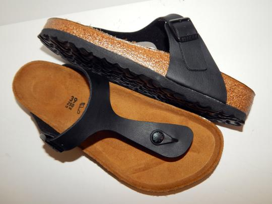 Birkenstock Gizeh Walking Black Sandals