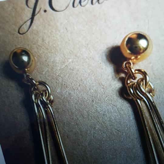 J.Crew J CREW Dangle shell earrings NWT