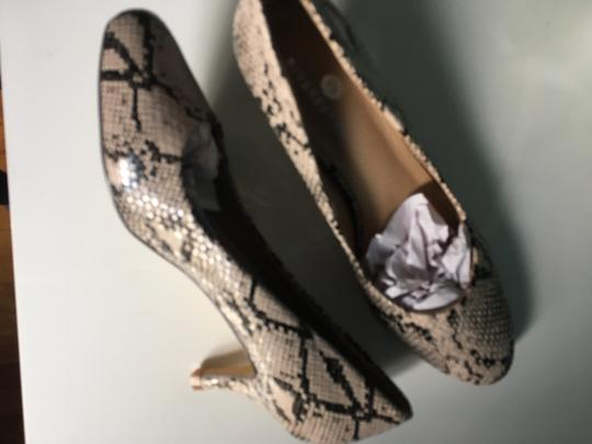 Riverberry Snakeskin black and white Formal