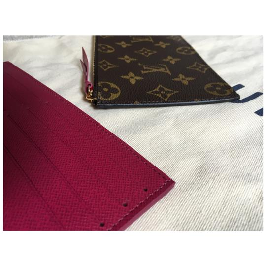Louis Vuitton Felicie cards case and pouch