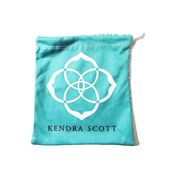 Kendra Scott Brand New Kendra Scott Elisa Dichroic Iridescent Glass GOLD