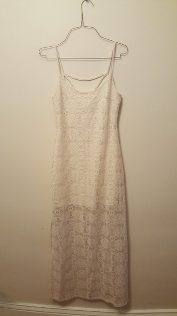 Love on a Hanger short dress Off White on Tradesy
