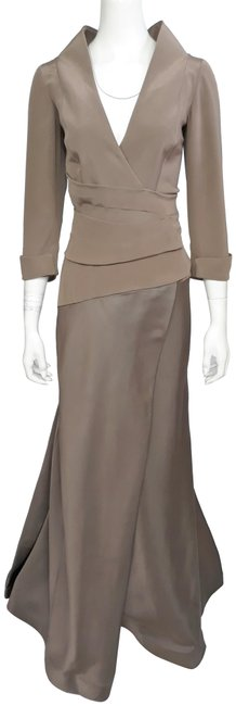 Preload https://img-static.tradesy.com/item/24106551/danes-mocha-34-slv-portrait-stand-collar-wrap-gown-w-cummerbund-and-train-long-formal-dress-size-8-m-0-1-650-650.jpg