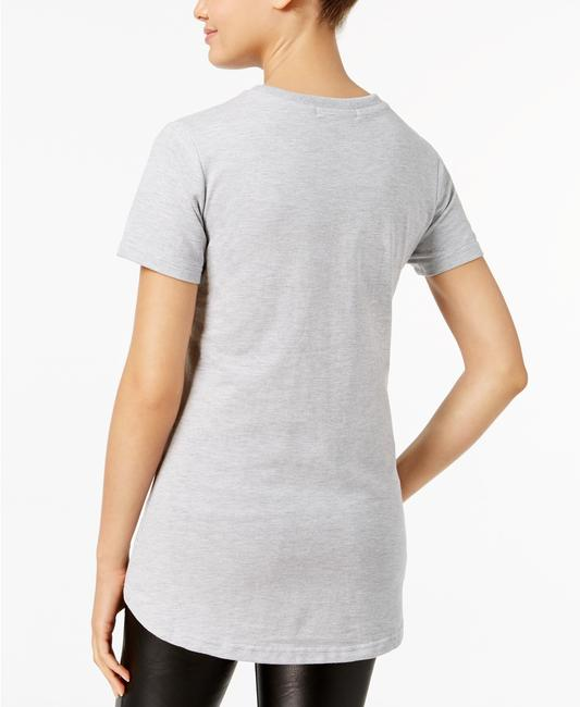 Say What? T Shirt Gray