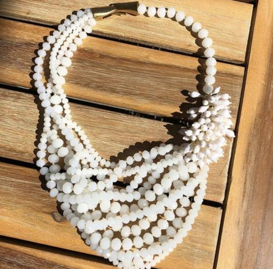India Hicks NEW White Out Necklace