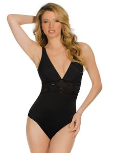 Miraclesuit Magicsuit Solid Abby Swimsuit