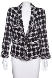 Chanel Black & White Jacket