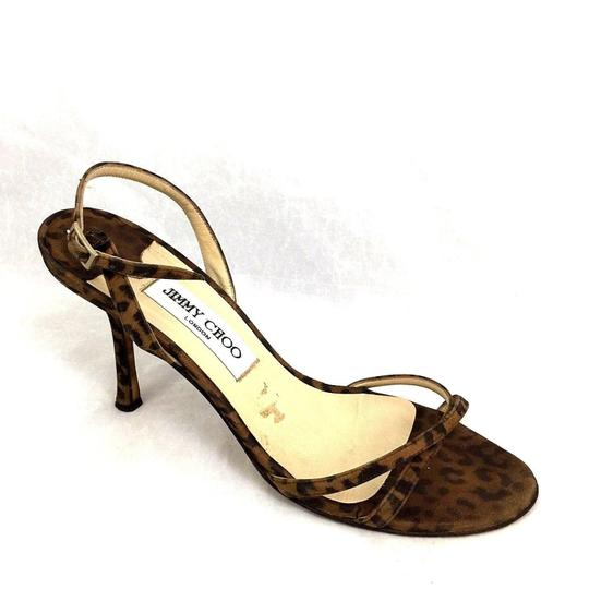 Preload https://img-static.tradesy.com/item/24106633/jimmy-choo-brown-india-animal-print-satin-criss-cross-open-toe-slingback-sandals-size-us-85-regular-0-0-540-540.jpg