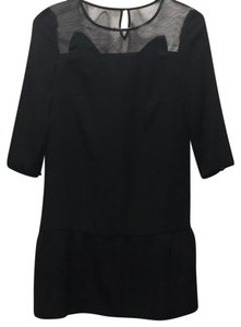 63bece30516578 Divided by H M Black Rn0101255ca42271 Short Cocktail Dress Size 2 ...
