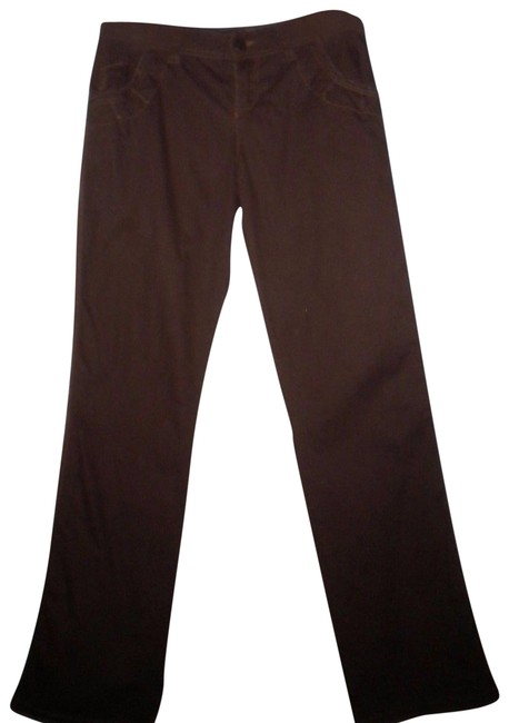 Preload https://img-static.tradesy.com/item/24106648/maurices-brown-junior-34-pants-size-4-s-27-0-1-650-650.jpg