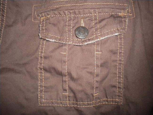 Maurices Khaki/Chino Pants Brown