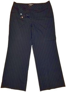Ann Taylor Relaxed Pants blue