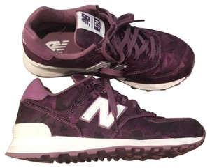 New Balance purple Athletic