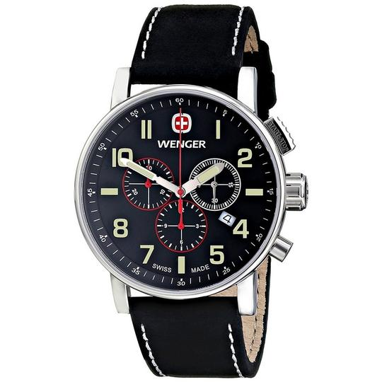 Preload https://img-static.tradesy.com/item/24106807/wenger-black-011243104-men-s-leather-band-with-analog-dial-watch-0-0-540-540.jpg