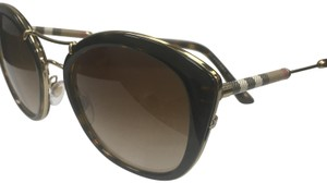 Burberry Burberry Women's B 4251-Q Round Sunglasses