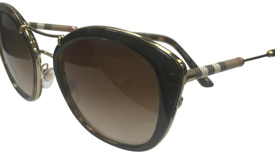 Preload https://img-static.tradesy.com/item/24106813/burberry-dark-havana-300213-women-s-b-4251-q-round-sunglasses-0-1-540-540.jpg