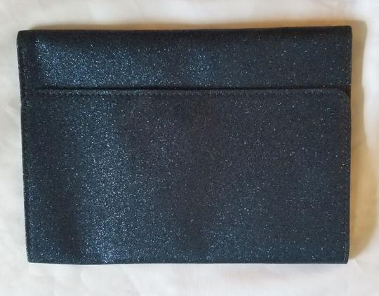 Bloomingdale's navy blue Clutch