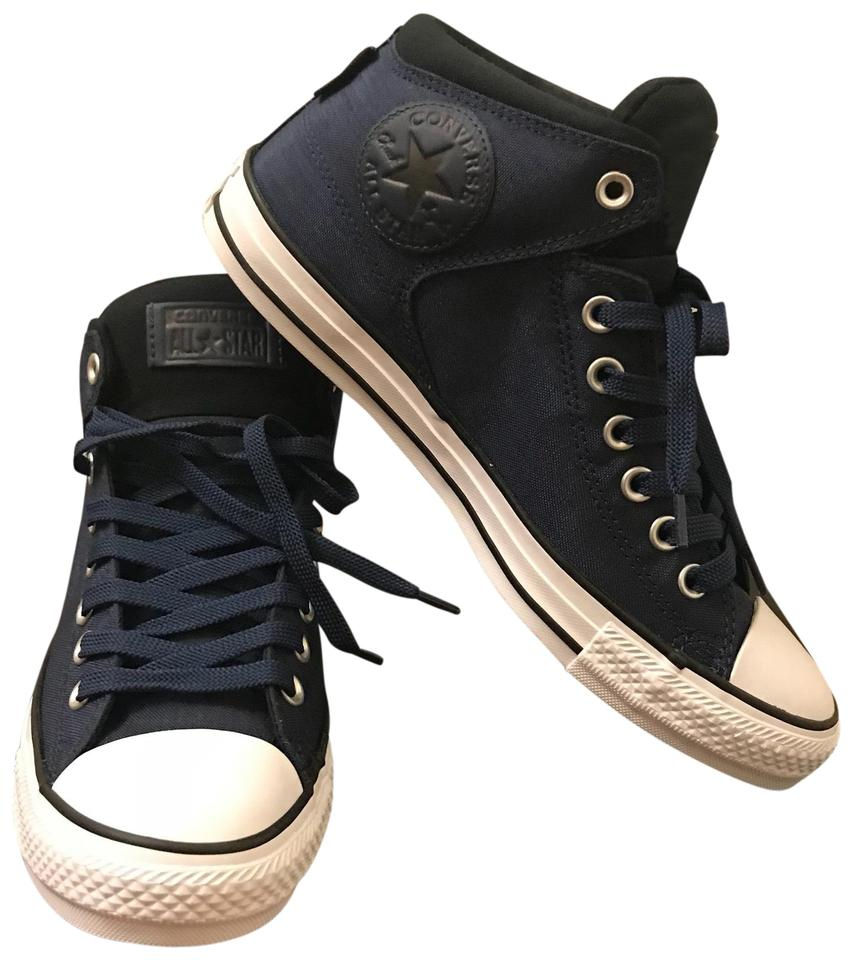 458e613e34f3 Converse Midnight Navy 157449c Sneakers. Size  US 8 Regular (M ...