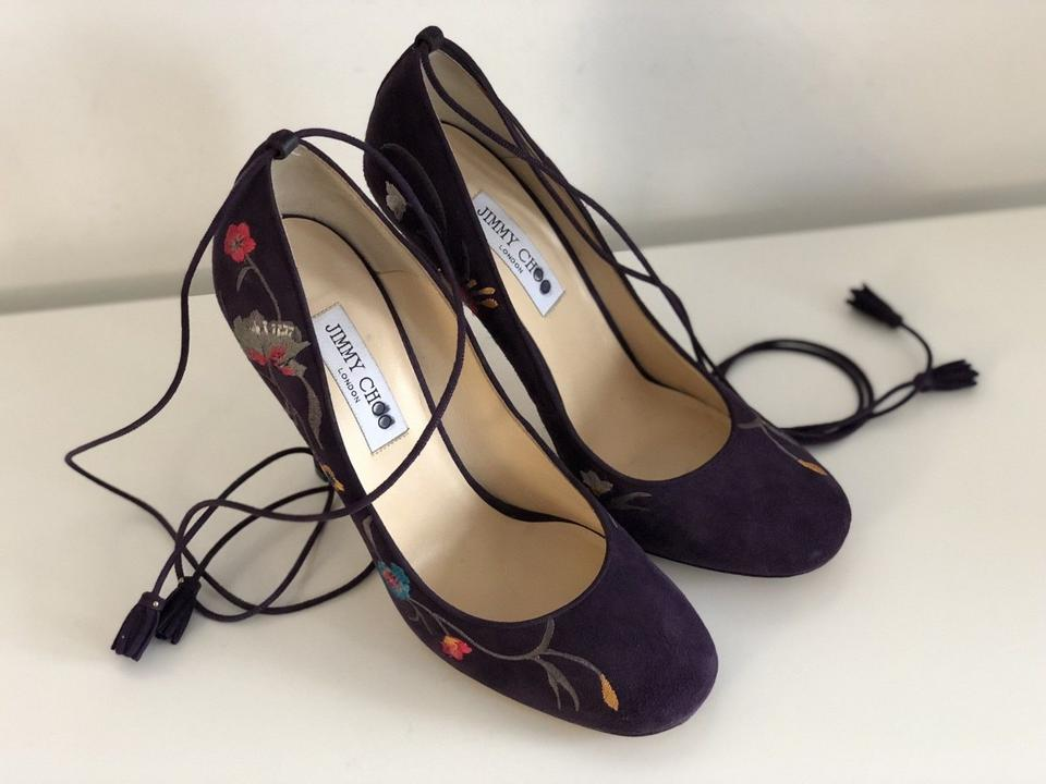 eaaf12911b15 Jimmy Choo Chelan Embroidered Pump available at