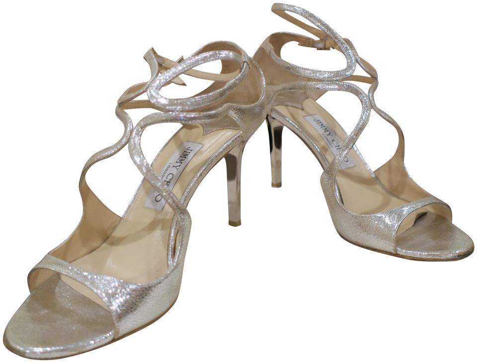 0648dc5963e Jimmy Choo Champagne Ivette Formal Shoes Size EU 39 (Approx. US 9 ...