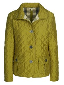 Burberry Elegant Green Jacket by Burberry Brit brand new without tag#56057